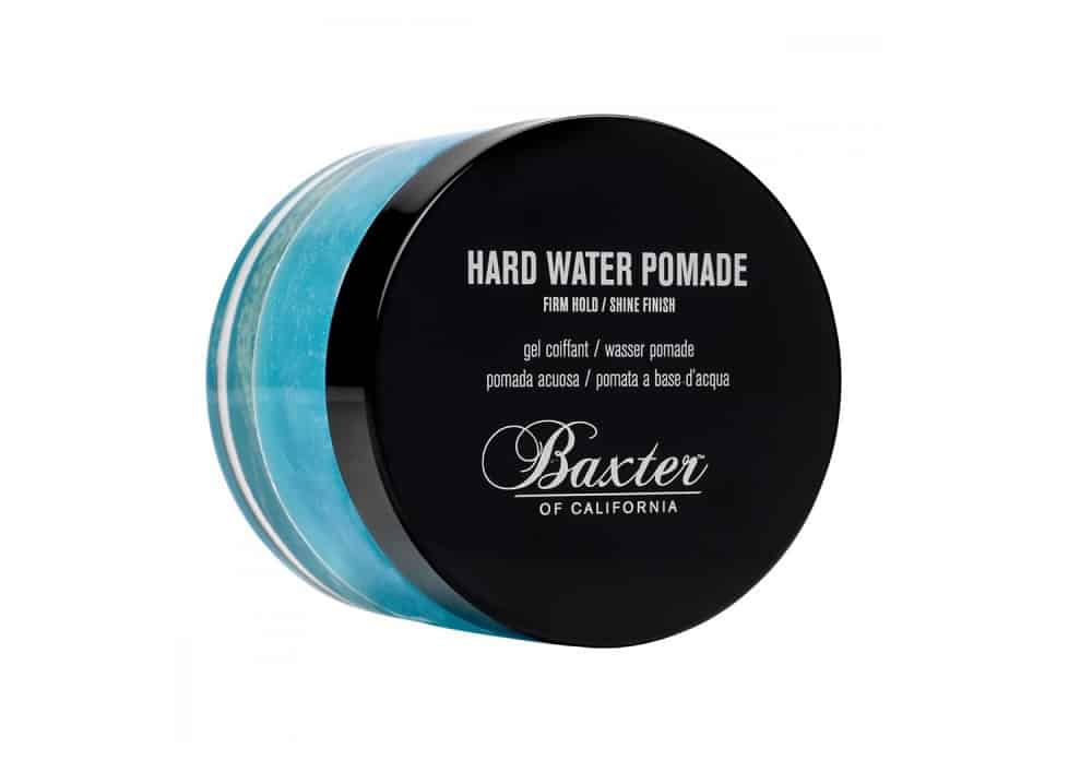 Baxter of California Hard Water Pomade Review