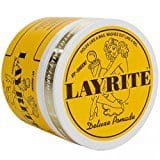 Layrite Pomade Review - Original, Styles Like Wax 8