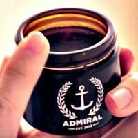 Admiral Pomade Review - Classic Hold 3