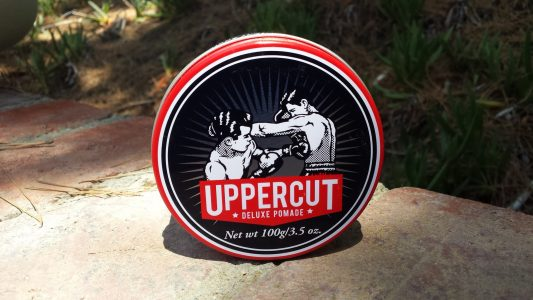 Uppercut Pomade Review - Holds While You Sweat 7