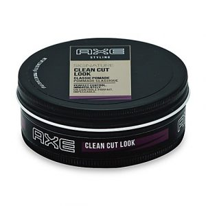 axe clean cut pomade
