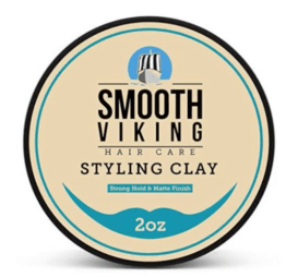 smooth viking clay