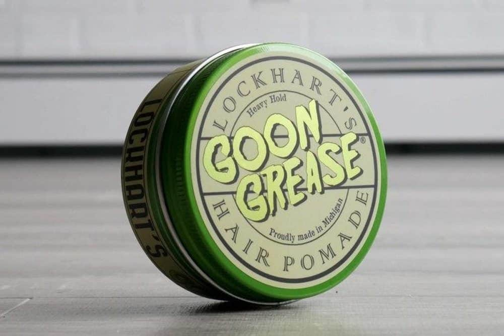 Goon Grease Hair Pomade Review